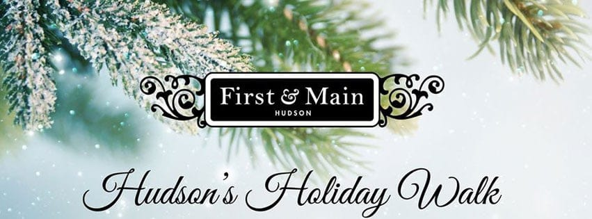 Hudson Holiday Walk & Toy Drive