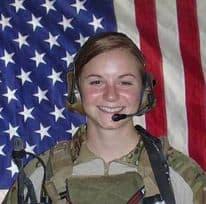 Army 1st Lieutenant Ashley Irene White