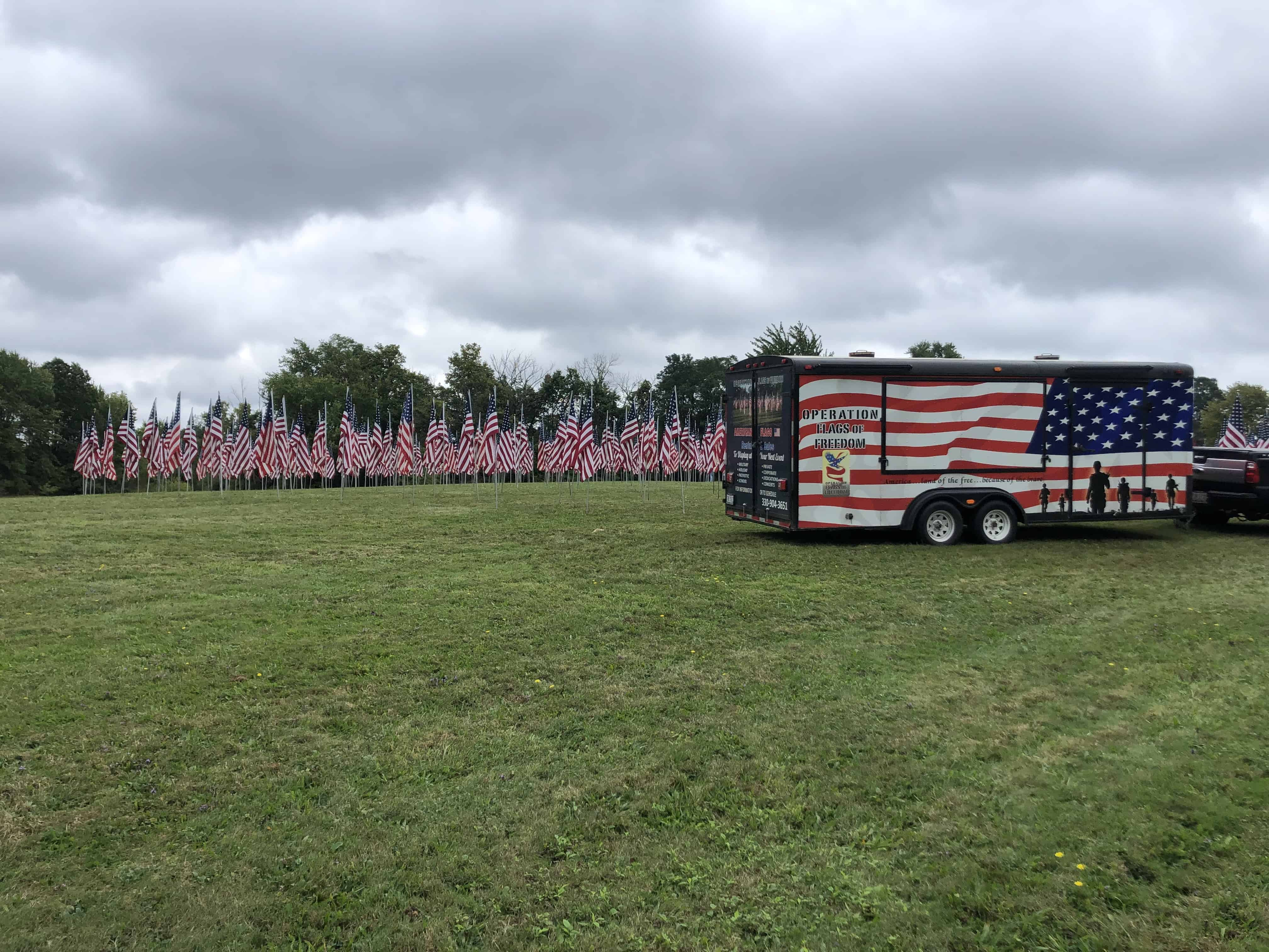 Hawkins High School Veterans' Memorial