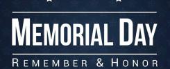 NEOPAT Memorial Day
